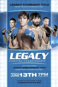 Legacy 31 Poster