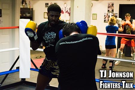 Fighters Talk TJ Johnson