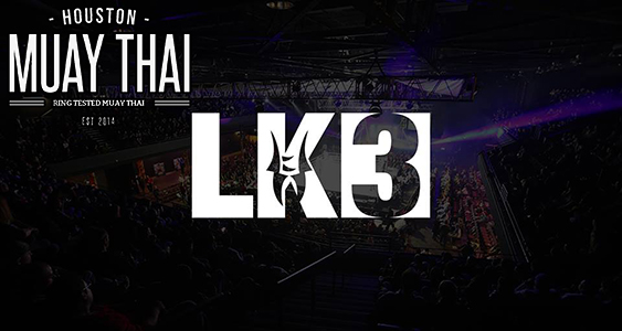 LK 3 Houston Muay Thai