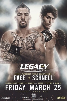 Legacy 52 Poster