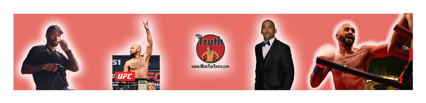 """The Official Website of Mike """"The Truth"""" Jackson"""
