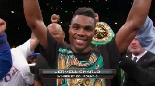 Jermell Charlo Wins WBC Title