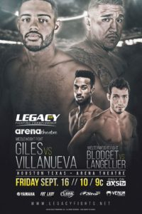 Legacy 59 Poster