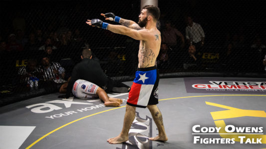 Fighters Talk Cody Owens