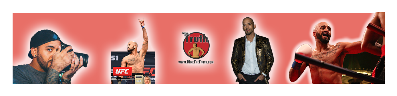 "The Official Website of Mike ""The Truth"" Jackson"