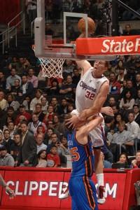 Top 10 Plays of 2010: LeBron James vs. Blake Griffin | The ...  Blake